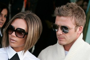 Becks has always had ridiculously good hair