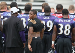 Ray Rice by Keith Allison