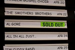 Al Gore sold out