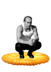 Putin on the Ritz by makelessnoise