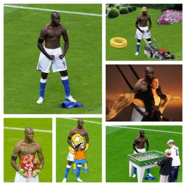 Mario's antics have left him open to ridicule.