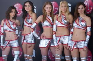 LG_Girls_-_2009_Turkish_Grand_Prix