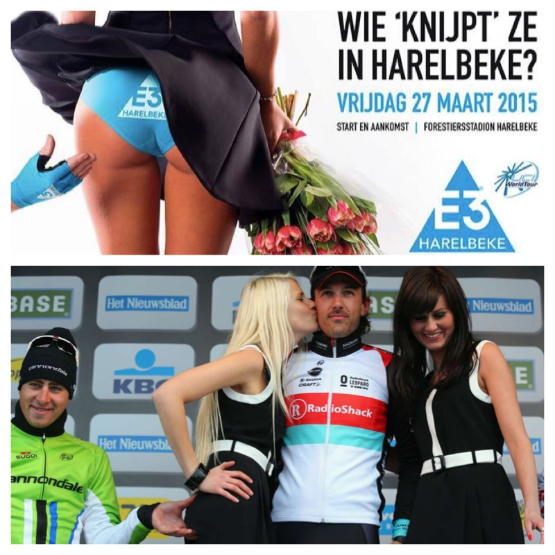 Sexism in cycling