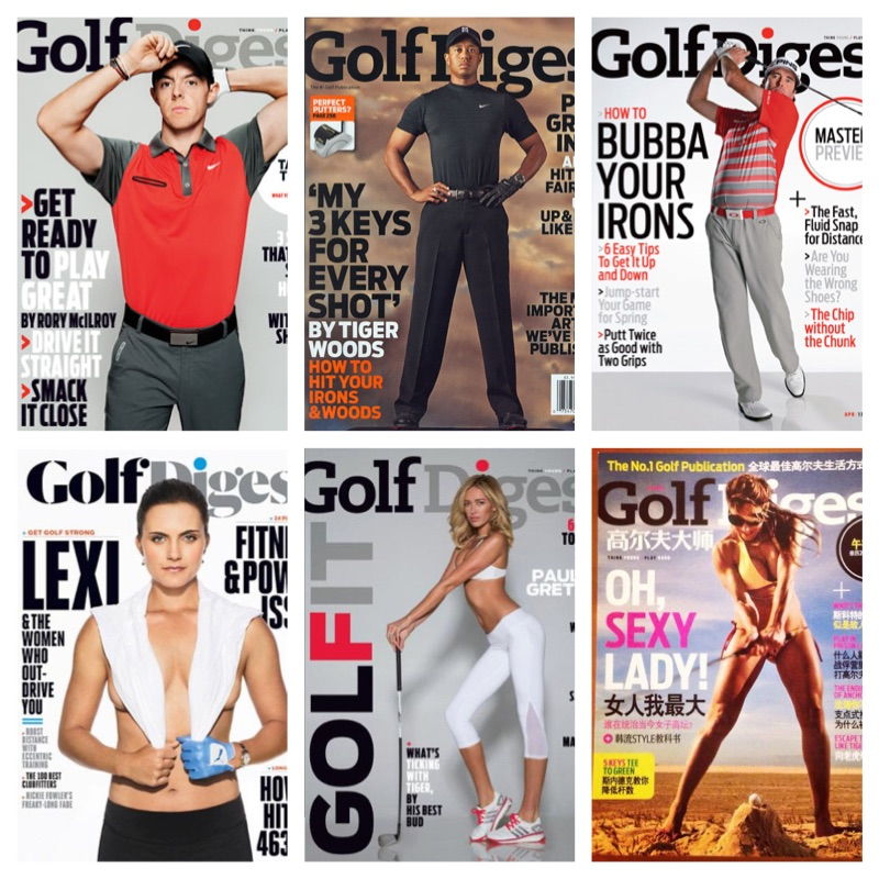 Golf Digest way out of bounds – kazblah Golf Digest
