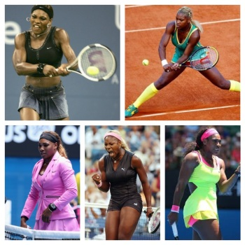 Serena outfits