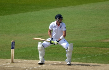KP's stance needs some work. Image by Nic Redhead.