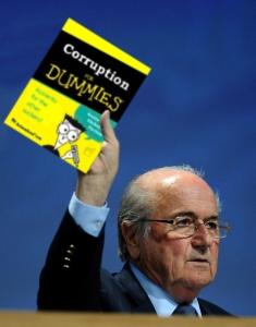 Blatter corruption