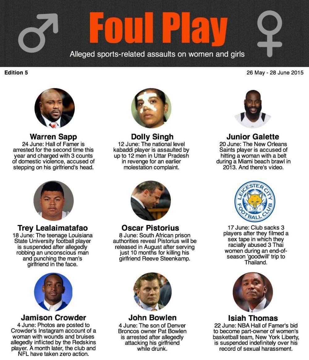 Foul Play 5