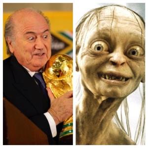 Blatter Gollum