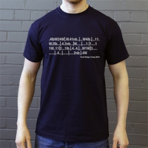 Trent Bridge tshirt