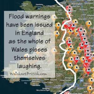 England flood warning