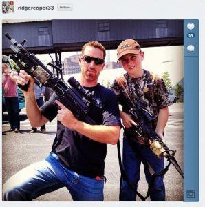 LaRoche gun